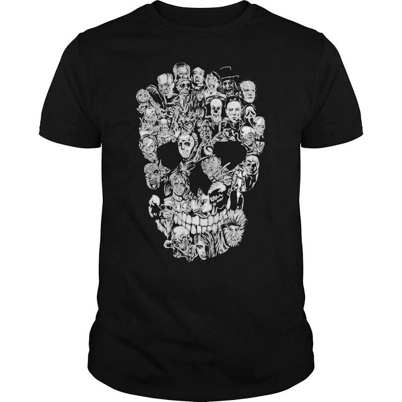 All Horror character skull men