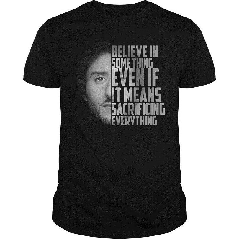 Believe In Something Even If It Means Sacrificing