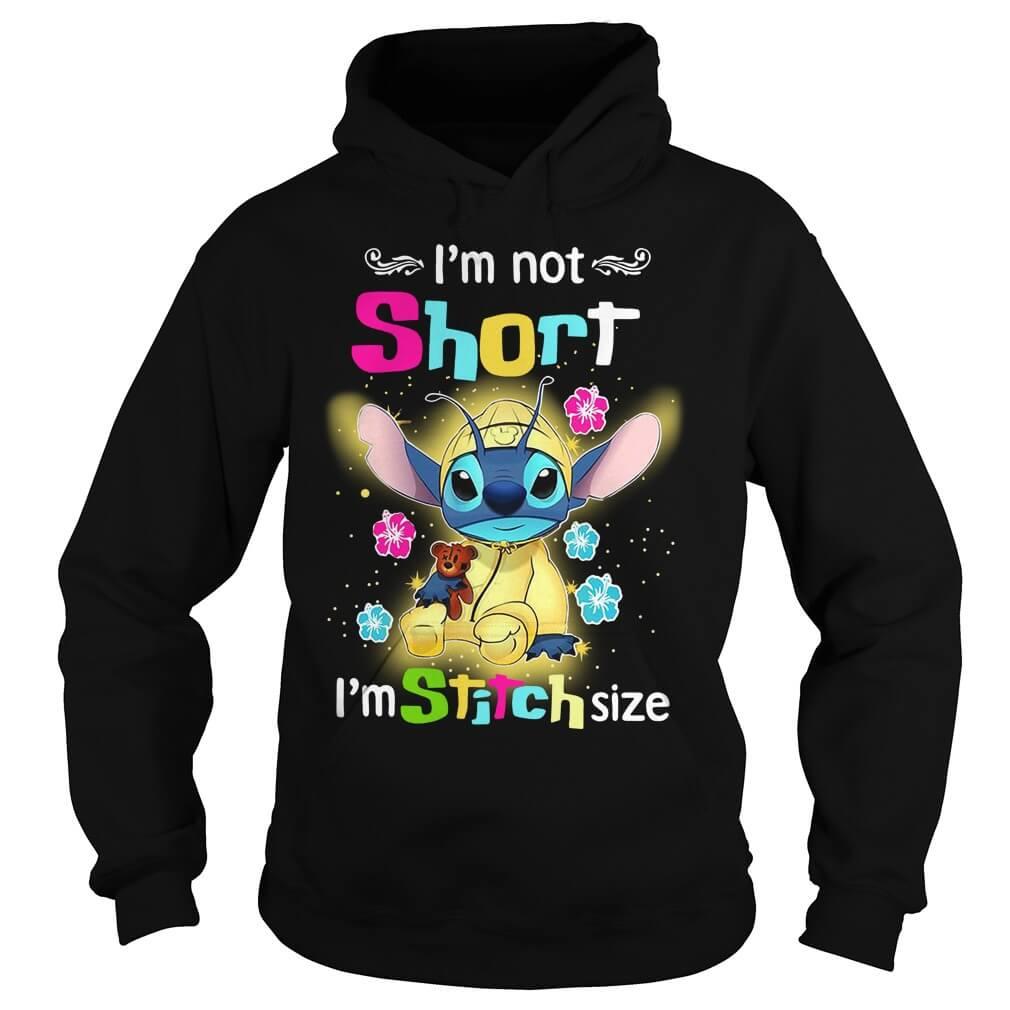 I'm Not Short I'm Stitch