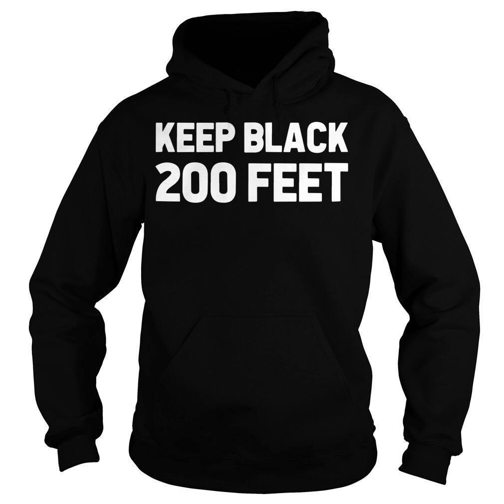 Keep Black 200 Feet men