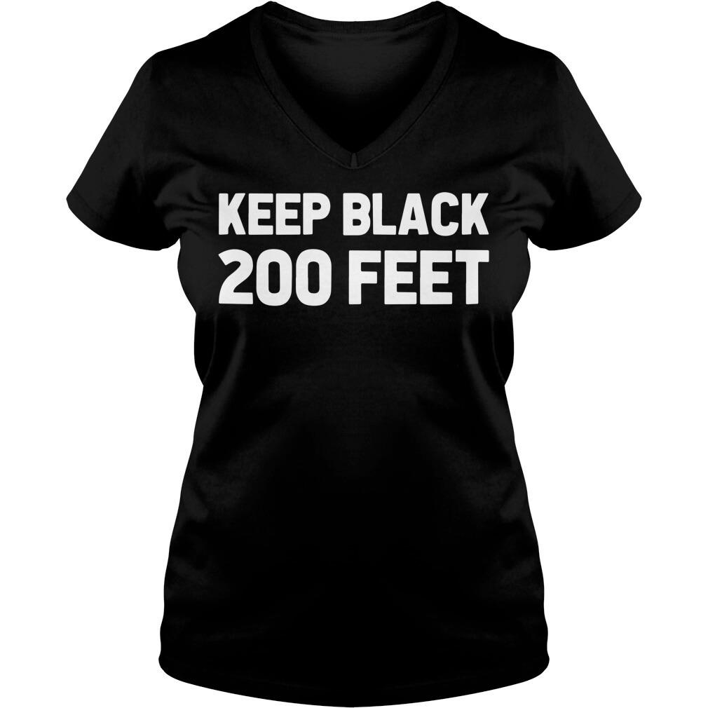 Keep Black 200 Feet ladies