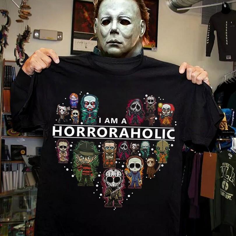 I am a Horror Aholic