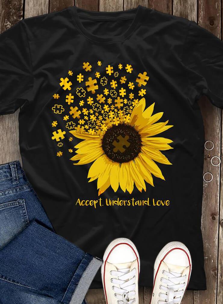 Autism accept understand love