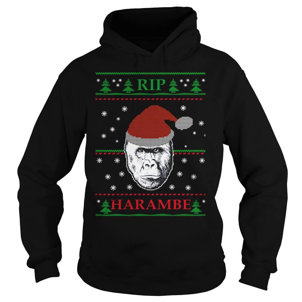 Harambe Rip Christmas