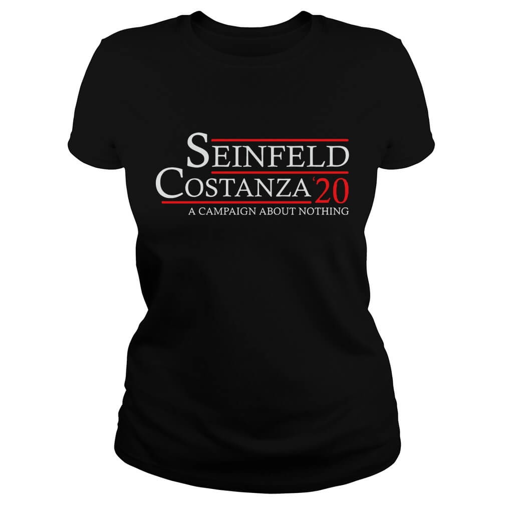Seinfeld Costanza 20 a Campaign about nothing ladies