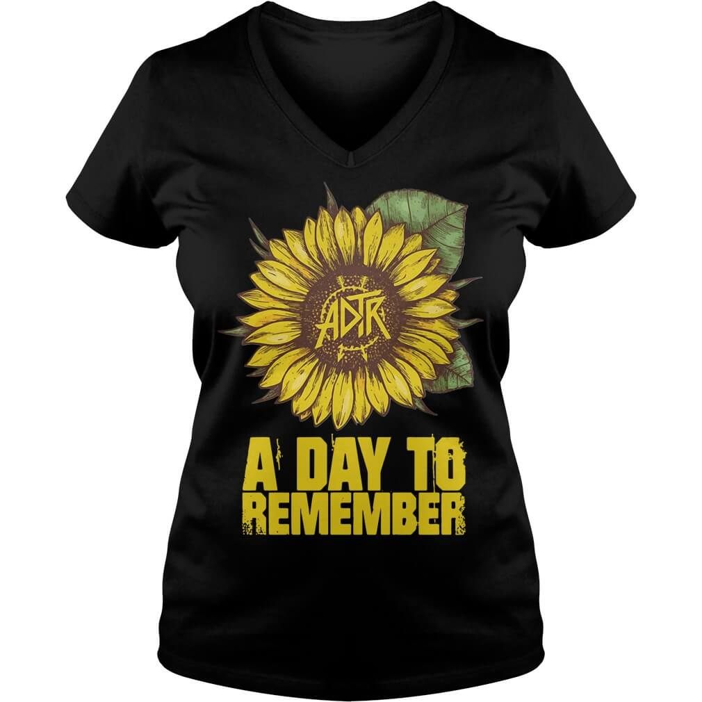 Sunflower a day to remember for girl