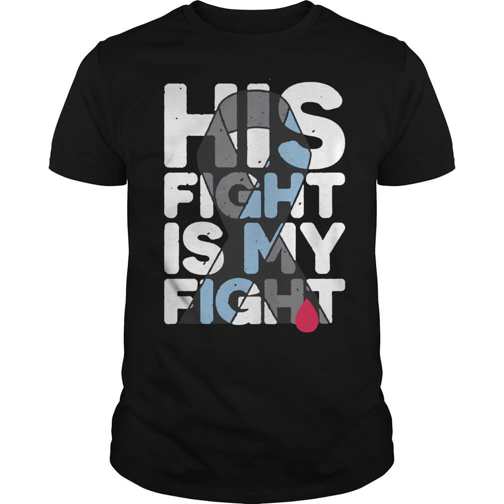 His Fight Is My Fight Multiple Sclerosis Support