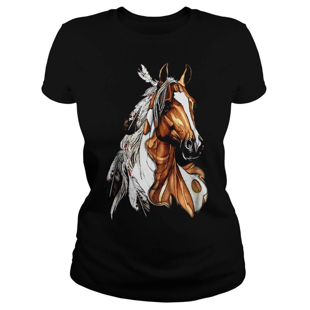 Horse Brown Horse ladies