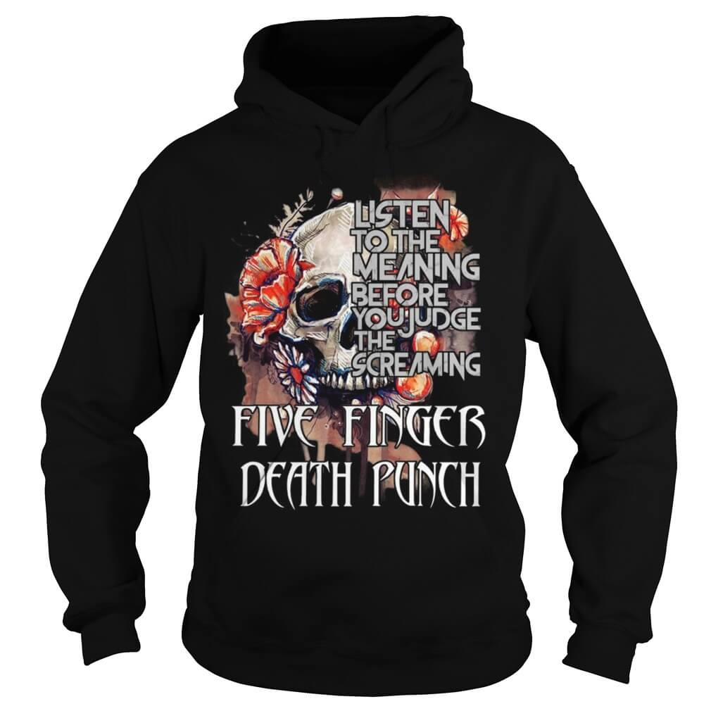 Listen To The Meaning Before You Judge The Screaming Shirt