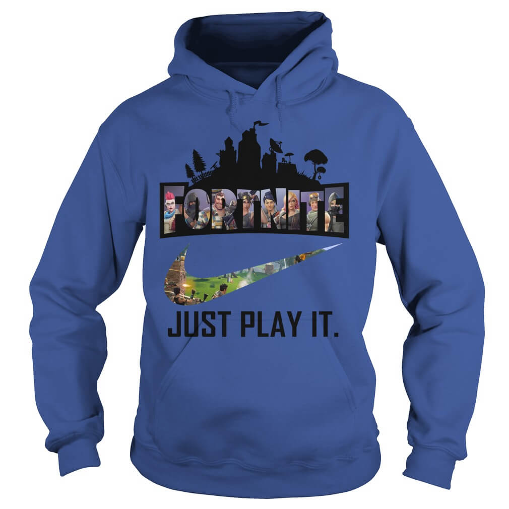 Just Play It Nike game