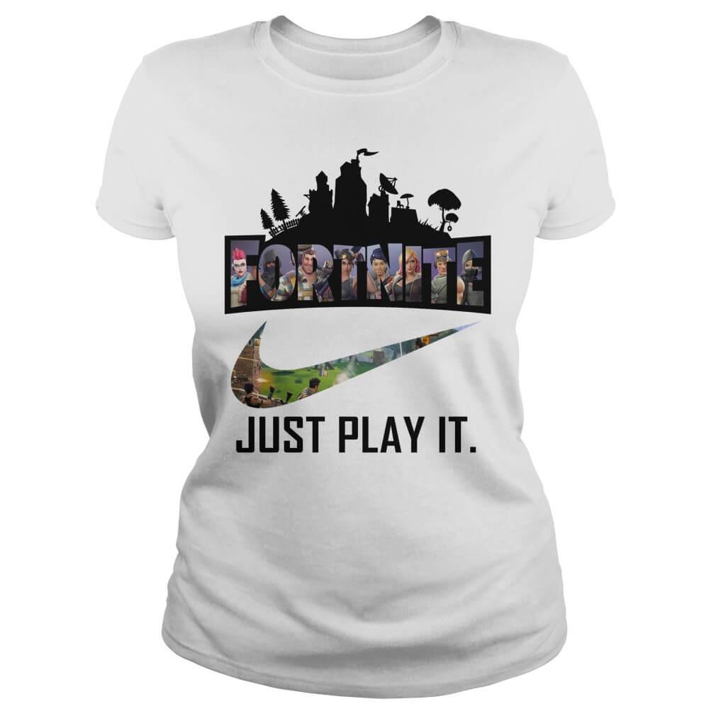 Fortnite - Just Play It ladies