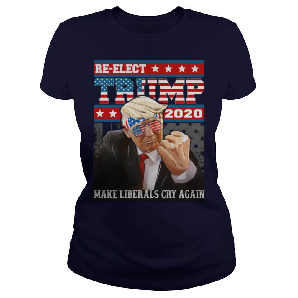 Re elect Donald Trump 2020 ladies