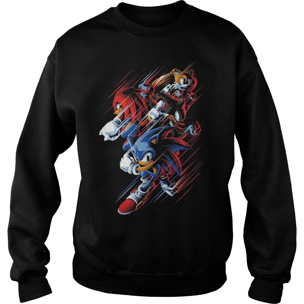 RunSonic team Sweater