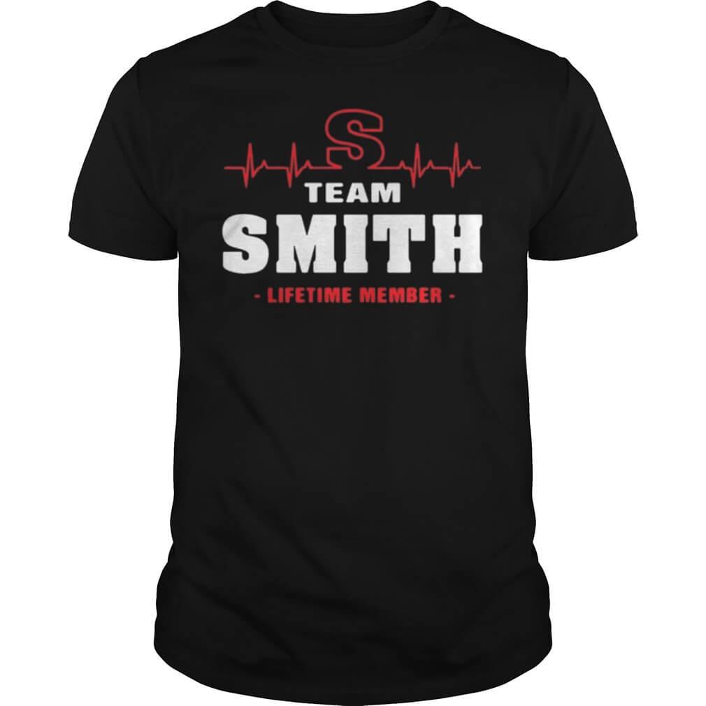 Team Smith Lifetime Member men