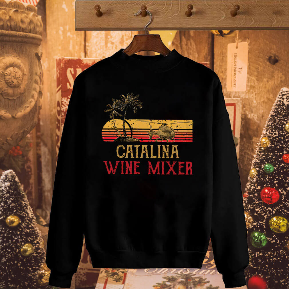 Vintage Catalina wine mixer