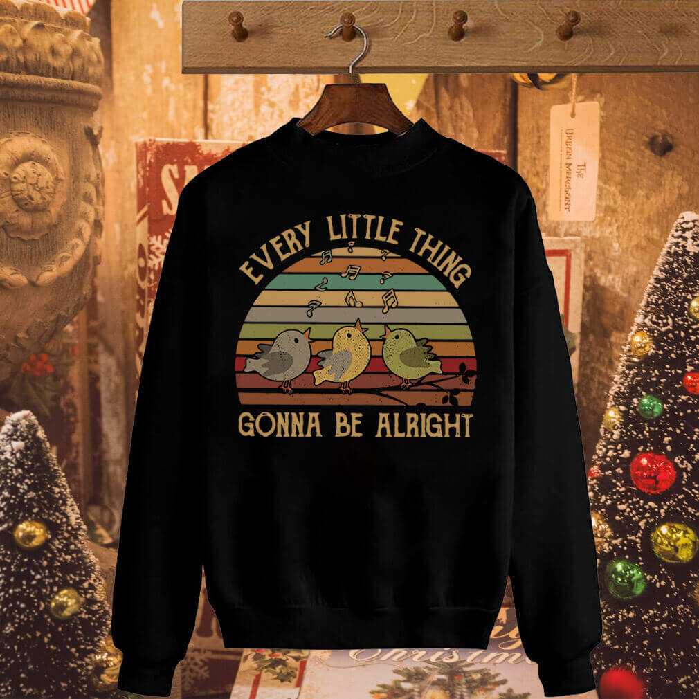 Vintage Every Little Thing Gonna Be Alright